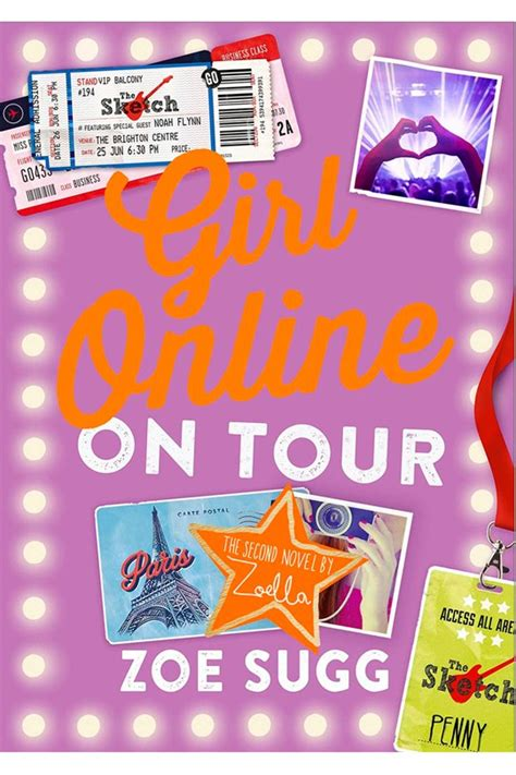 a tour of books zoella second book on tour release date