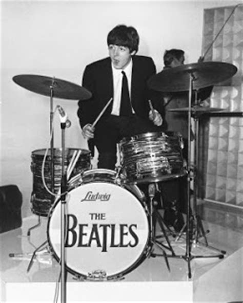 drum pattern left right left left right handed drummer paul nothing is real paul was replaced