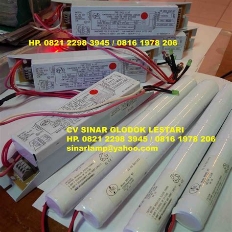 Battery Untuk Lu Emergency lu emergency exit conversion kits emergency powerpack kit nicd battery pne 18w 36w