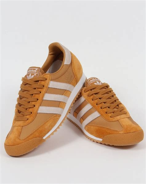 Sepatu Icon Brodo Taka Brown Authentic adidas cleaning