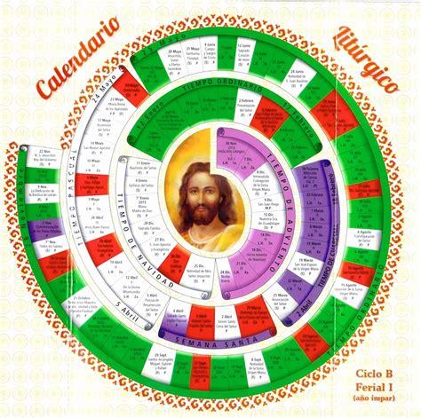 L Calendario Liturgico Parrocchia Squillace Lido Gruppo Liturgico