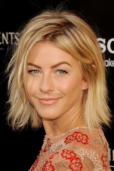 julianne hough round face 10 perfect hairstyles to embrace your thick hair razor