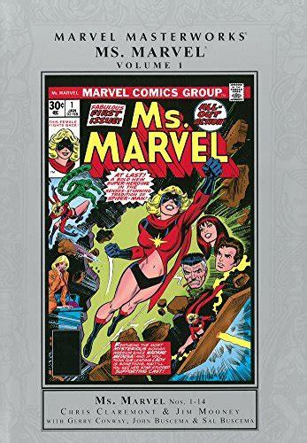 ms marvel volume 1 marvel masterworks ms marvel volume 1 9780785188117 slugbooks