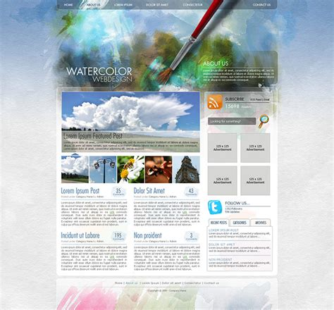 tutorial membuat desain web dengan html 7 tutorial cara membuat desain web dengan photoshop