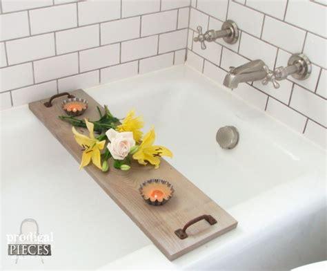 Diy Bathtub Tray by Diy Bathtub Tray Tutorial Prodigal Pieces