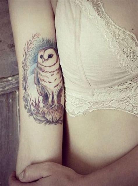 Owl Tattoo Tattoo Ideas Pinterest Owl And Tattoo Barn Owl On Arm