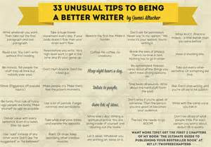 How To Be A Better Writer Essay 33 tips to being a better writer pictures photos and images for