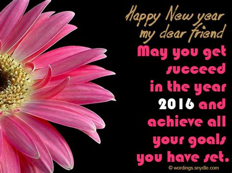 image gallery new year messages friends