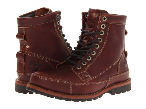 Earthkeepers Rugged Boot by Timberland Earthkeepers 174 Rugged Original Leather 6 Quot Boot