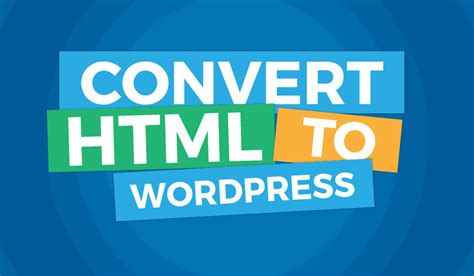 convert html to wordpress theme wordpress themes tutorial