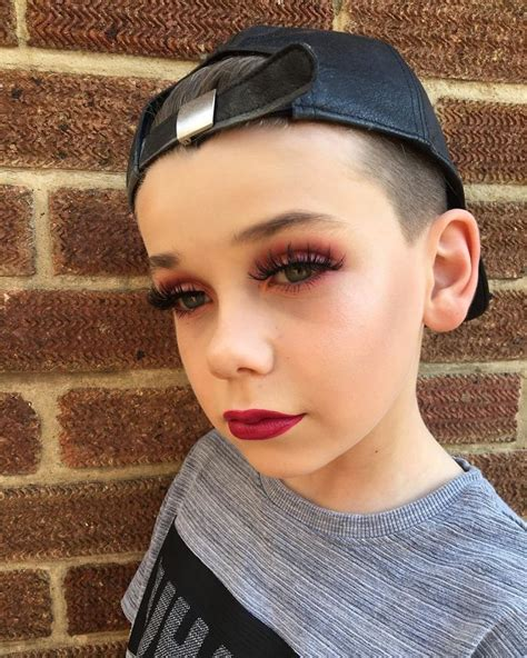 10yo boy man 10 year old becomes internet sensation for his enviable
