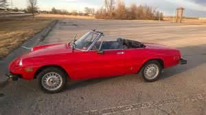1977 Alfa Romeo Spider 1977 Alfa Romeo Spider Pictures Cargurus