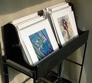 How To Display Art Prints | preparing prints for display sale