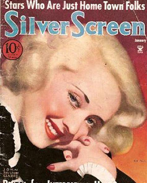 bette davis cover vintage magazine cover bette davis photo 4266603 fanpop