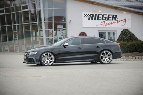 Audi A5 Sportback Tuning by Audi A5 Sportback By Rieger Tuning 7 Audi Tuning Mag