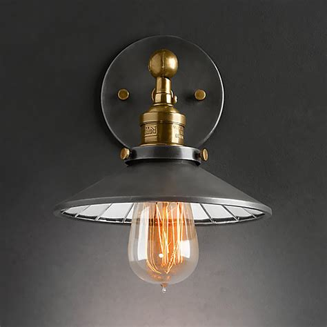 Vintage Wall Sconce Lights America Style Country Vintage Wall L Edison Bulb Iron Us 33 99