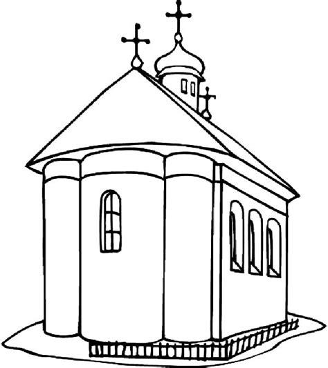 Church Coloring Pages Coloring Page Church Coloring Church Coloring Pages Printable