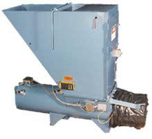 trash compacted residential commercial trash compactors inc chute fed trash compactors model xm 40 compactors inc