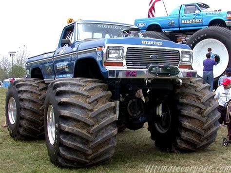 history of bigfoot monster 10 trucks that every kid wishes they had nexttruck blog