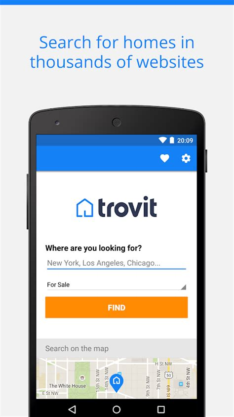 trovo it real estate sale rent trovit android apps on play