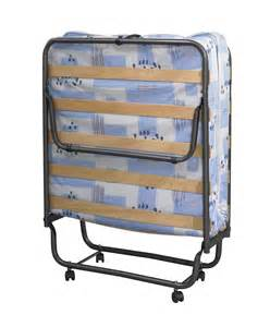 Portable Folding Bed Folding Guest Bed With Comfort Mattress Wood Slat Roll Away Portable Sleeper Cot Ebay