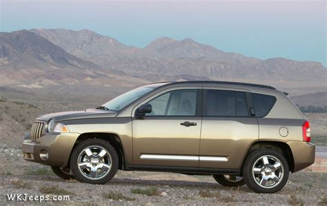 2005 Jeep Compass Mpg Jeep Grand 2007 Jeep Compass