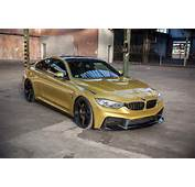 CFDynamics Creates Stunning BMW M4 Coup&233 With 3DDesign Bodykit
