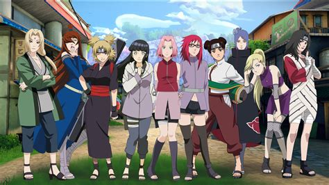 top 10 hot naruto characters naruto characters wallpapers 183