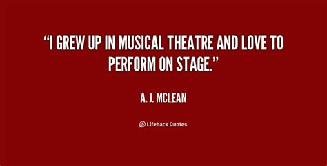 musical theater love quotes