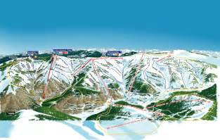 vail colorado ski map vail ski area map front side back bowls blue sky basin