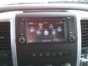 2012 Dodge Ram 1500 Aftermarket Stereo Ram 1500 2500 3500 4500 Aftermarket Gps Navigation Car