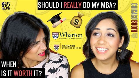 Is Doing Mba Worth by Should I Really Do My Mba Is The Mba Worth My Time Said