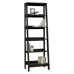 Ladder Bookcase Target Espresso Bookcases And Target On