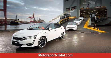 Brennstoffzellenauto Honda by News Brennstoffzellenauto Honda Quot Clarity Fuel Cell