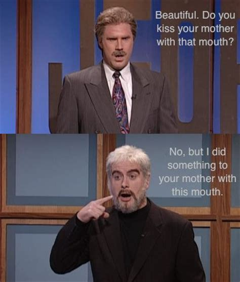 snl celebrity jeopardy below me snl celebrity jeopardy quotes quotesgram