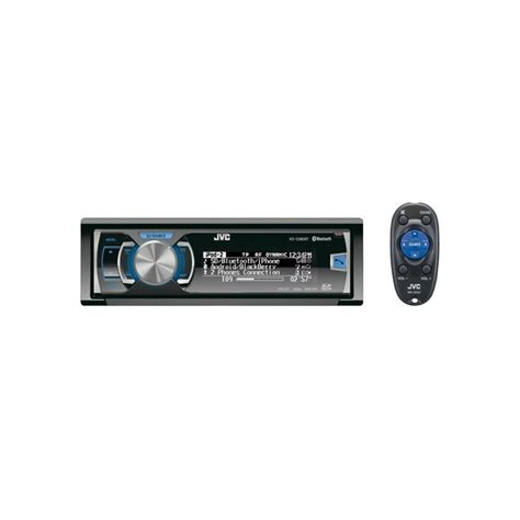Jvc Car Stereo With Usb Port by Jvc Kd Sd80bt Cd Car Stereo With Built In Bluetooth 2 X Usb Port Android Iphone Kd Sd80bt