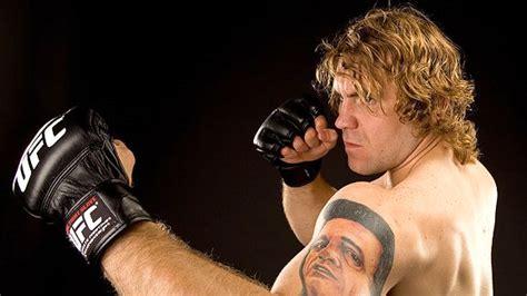 alan belcher tattoo april 2011 mma espn