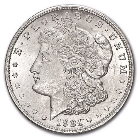 value of silver dollars 1921 1921 silver dollar ms 63