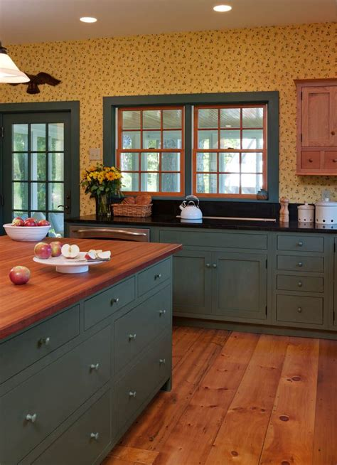 Early American Kitchen Cabinets 13 Best Milk Paint Images On Pinterest Country Kitchens Crown Point And Cuisine Design