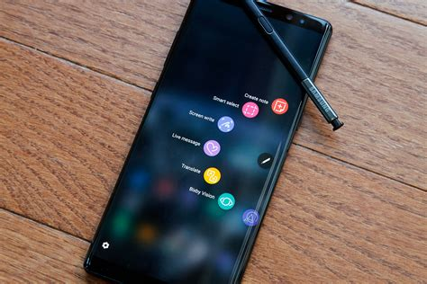 galaxy note 9 won t the feature everyone wants so samsung confirmed something no one wants