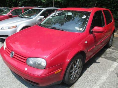 automotive air conditioning repair 2002 volkswagen gti interior lighting purchase used 2002 volkswagen golf gti 1 8t hatchback 2 door 1 8l in coatesville pennsylvania