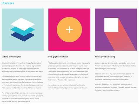 google s design guidelines spell the end of days for designing systems atomic design by brad frost
