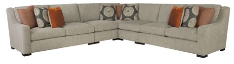bernhardt van gogh sectional bernhardt sectional leather sofa traditional sectional l