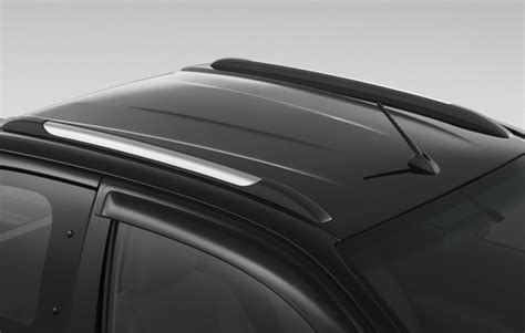 All New Innova Roof Rail Activo Color By Request toyota hilux revo 2015 smart cab genuine roof rack ornament cover