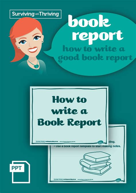 how to write a great book report tips on writing a book report mfacourses719 web fc2