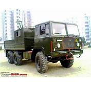 The Indian Armed ForcesArmy/Navy/Airforce Vehicle