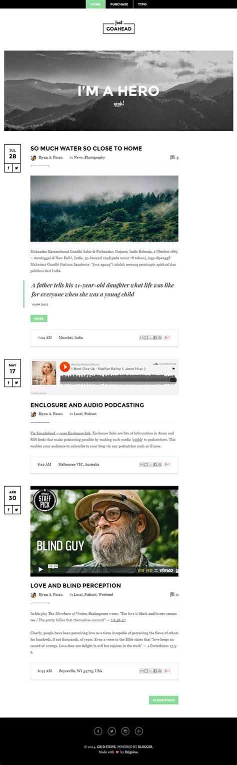 go ahead blogger template blogger templates 2018