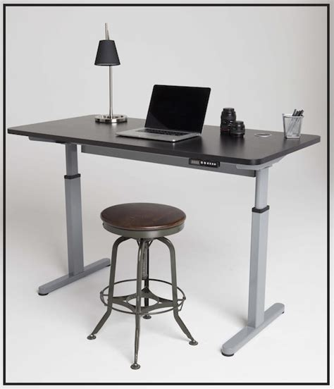 affordable sit stand desk standdesk the most affordable automatic sit to stand desk