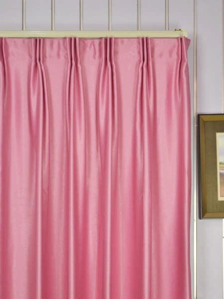 red and pink curtains swan pink and red solid custom made curtains