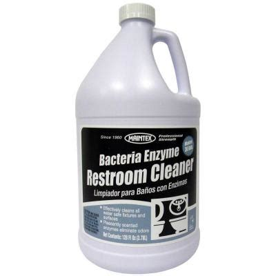 Plumbing Enzymes Products by Maintex 1 Gal Concentrated Bacteria Enzyme Restroom